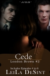 Cede [LONDON BROWN #2]